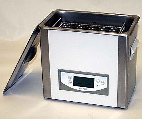 シャープ4-016-11超音波洗浄器267×163×237mmUT-106 B07BD2J2QH