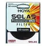 Hoya SOLAS IRND 3.0 82mm Infrared Neutral Density Filter