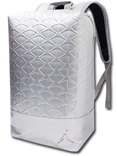 (Jordan)ジョーダン Jumpman Flight Flex Backpack リュック [並行輸入品]  メタリックシルバー B01N9FK6UI