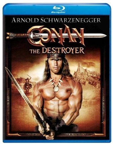 Conan the Destroyer [Blu-ray] by Universal Studios (Conan Blu Ray)