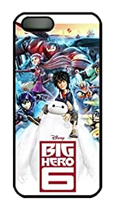 iCustomonline Case for iPhone 5S , Big Hero 6 Ultimate Protection Case for iPhone 5S