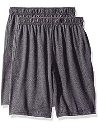 Big Boys' Jersey Short (Pack of 2)