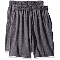 Hanes Big Boys' Jersey Short (Pack of 2)
