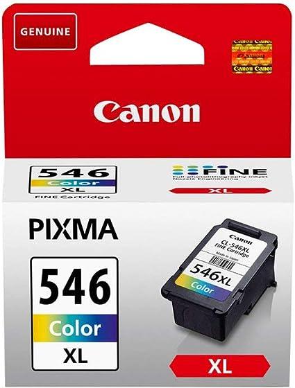 Canon CL-546XL Cartucho de tinta original Tricolor XL para ...