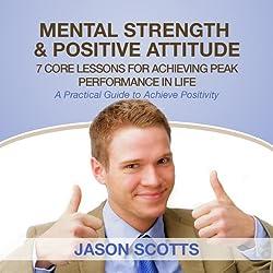 Mental Strength Positive Attitude