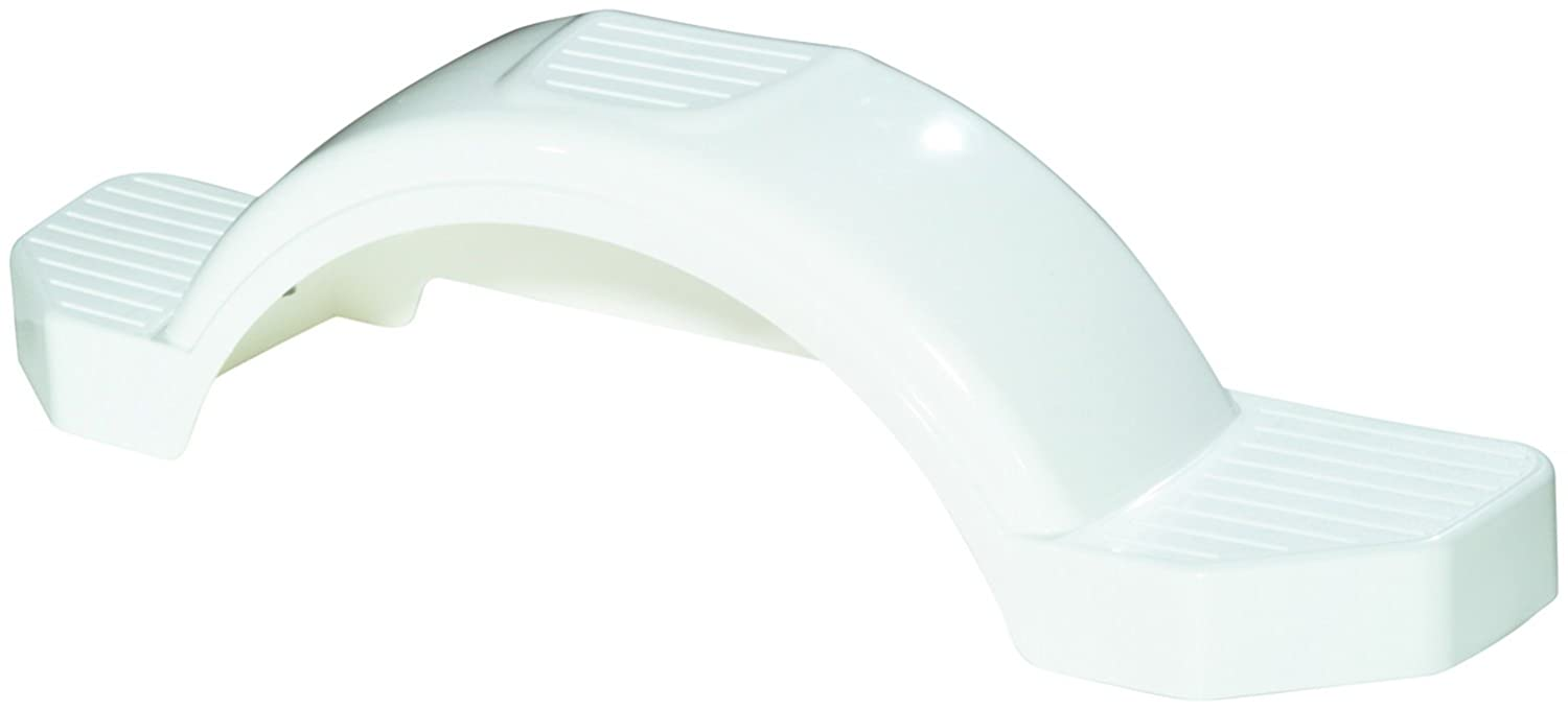 Fulton 508573 13 White Fender with Step