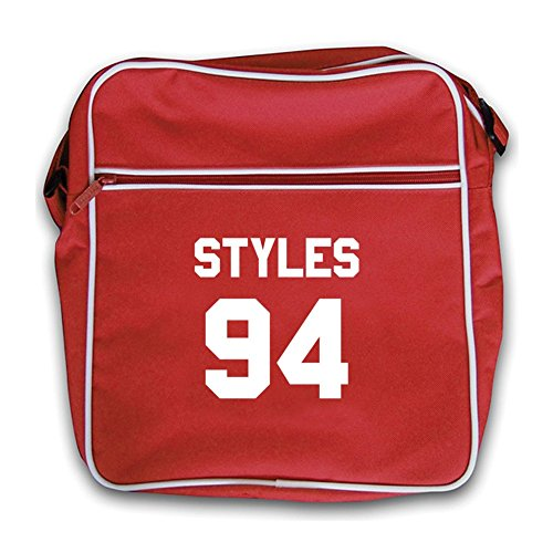 94 Flight Dressdown Red Retro Bag Styles x1qxUYw4