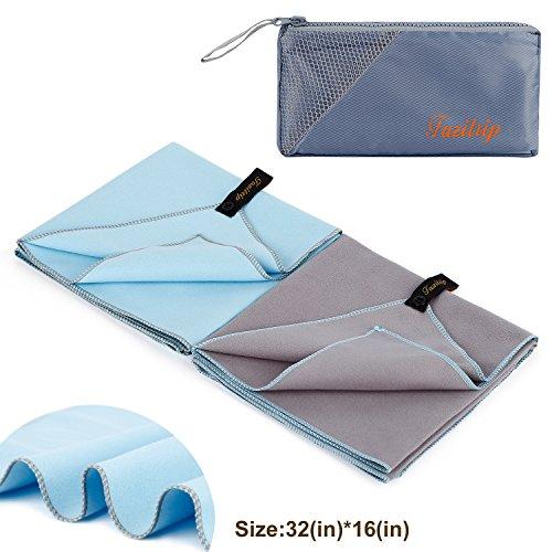 Fazitrip Quick Drying Towel/Microfiber Towels /...