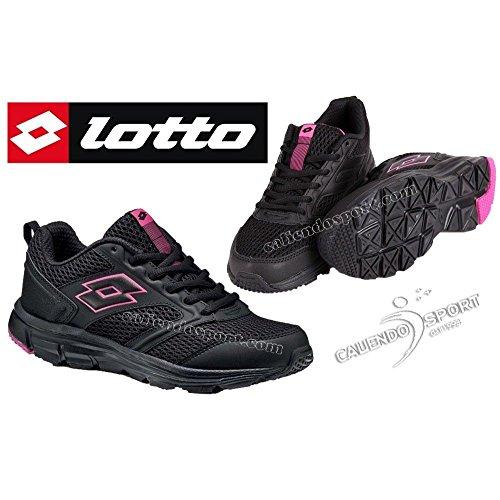 Speedride W Running Casual Palestra Nero Donna Lotto S7617 500 Scarpe Sneakers x7qwOI6E