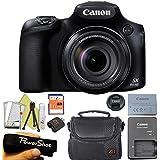 Canon Powershot SX60 Digital Camera (16GB Kit)