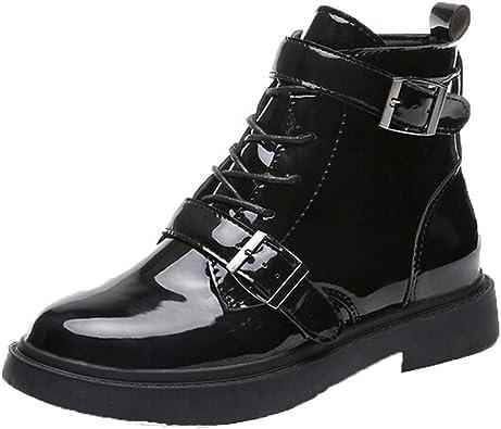 ALIKEEY Chaussures de securite Femmes Bottes Femme Hiver