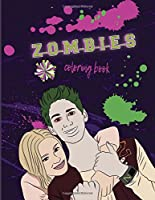 Amazon.com: Disney Zombies Girl and a Zombie T Shirt: Clothing