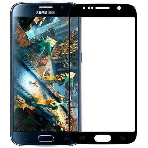 Samsung Galaxy S6 Screen Protector,Nillkin Samsung Galaxy S6 CP+ Anti-Explosion Glass Screen (Black)