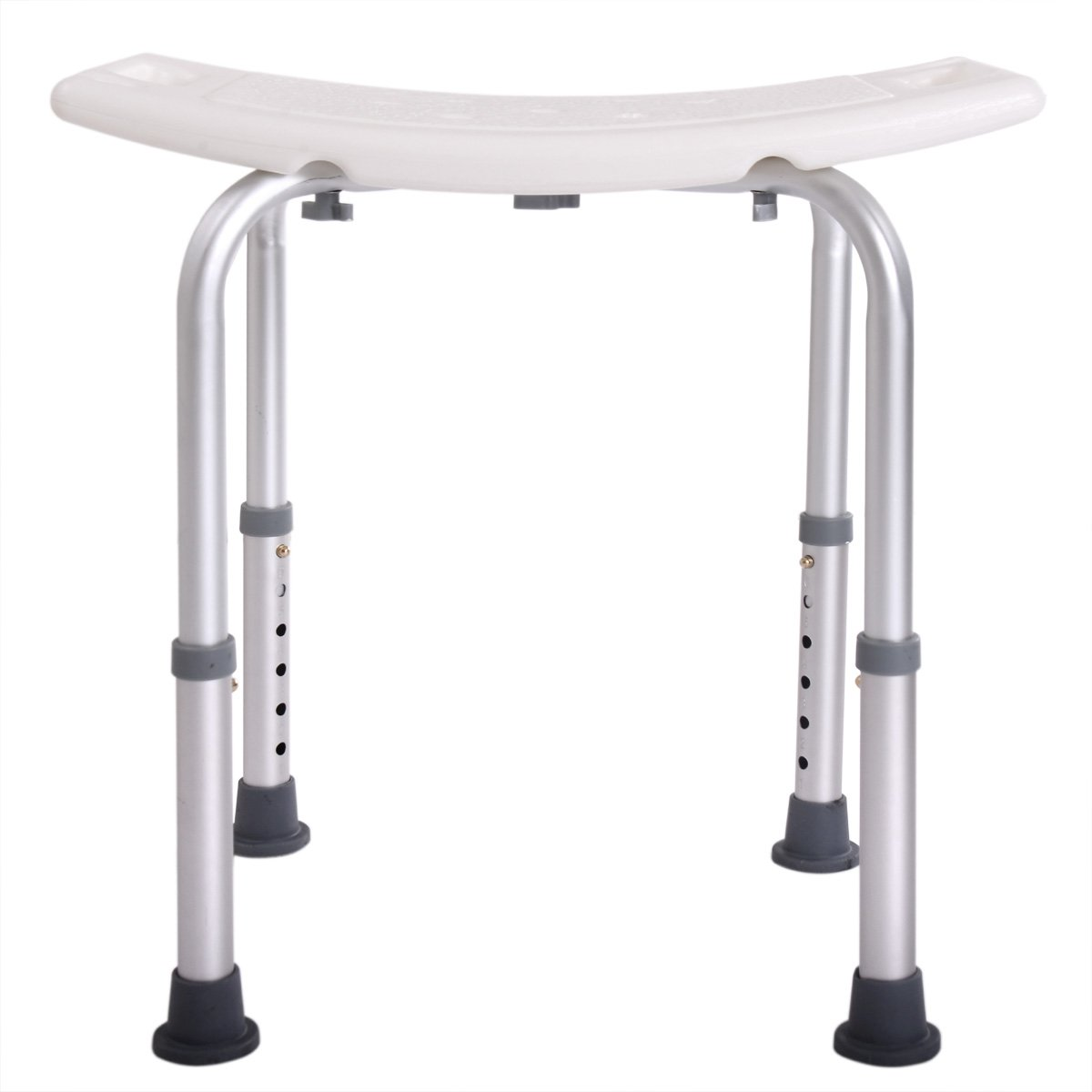 Tobbi Medical Tool-Free Assembly Adjustable Shower Stool Tub Chair W/Anti-Slip Rubber Tips by Tobbi (Image #3)
