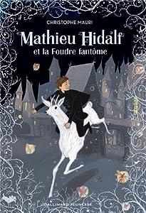 """Afficher """"Mathieu Hidalf n° 2 Mathieu Hidalf et la foudre fantôme"""""""