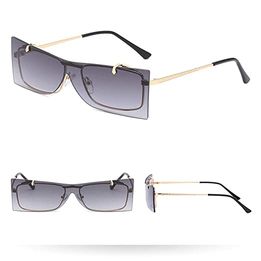 9d700448156a Classic Club Retro Mens Fashion Metal Vintage Designer Polarized Sunglasses  Men s Accessories