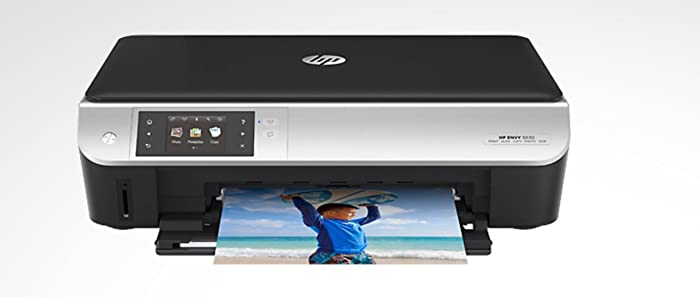 HEWLETT-PACKARD ENVY 5530 E-ALL-IN-ONE PRINTER 1200X600 128MB USB / A9J40A#B1H / by HP