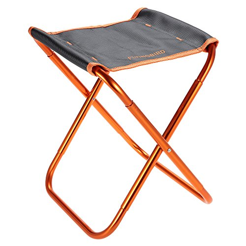 Ezyoutdoor Durable Black Color Nylon Folding Portable Stool Travel Chair Fishing Hunting C&ing Furniture Chair  sc 1 st  Hiking Gear Store & Durable Black Color Nylon Folding Portable Stool Travel Chair ... islam-shia.org