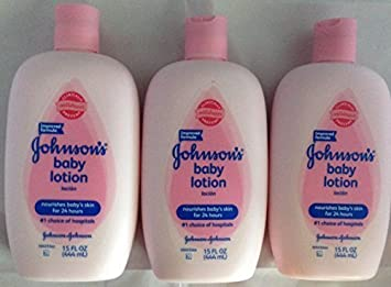 Amazon.com: Johnsons bebé Loción 15 oz. Fórmula Mejorada ...