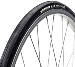 Michelin Lithion 2 Reinforced Tire 700 x 25mm BlackBead to bead puncture protection layer