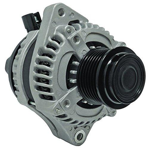 NEW 130A ALTERNATOR FITS HONDA ODYSSEY 3.5L 2011-2013 104210-1240 31100RV0A01RM 104210-1240 CSJ24 06311-RV0-505RM 31100-RV0-A01 31100-RV0-A01RM 9764219-124 1042101240 31100RV0A01RM (130a Alternator)
