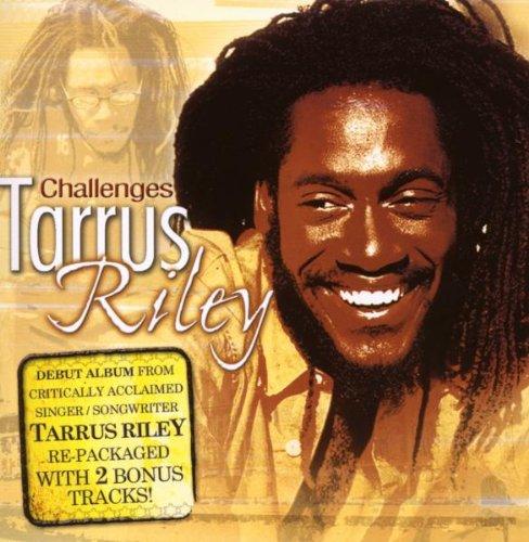 CD : Tarrus Riley - Challenges (CD)
