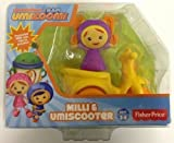 Fisher-Price Team Umizoomi Milli and Scooter