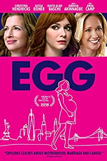 Book Cover: Egg