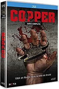 Copper - Serie Completa - BD [Blu-ray]