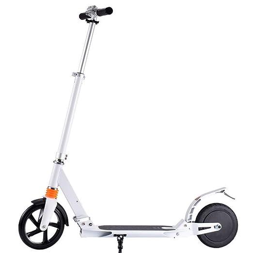 Maxiaoyun Scooter eléctrico Ajustable 10-15 kilómetro de ...