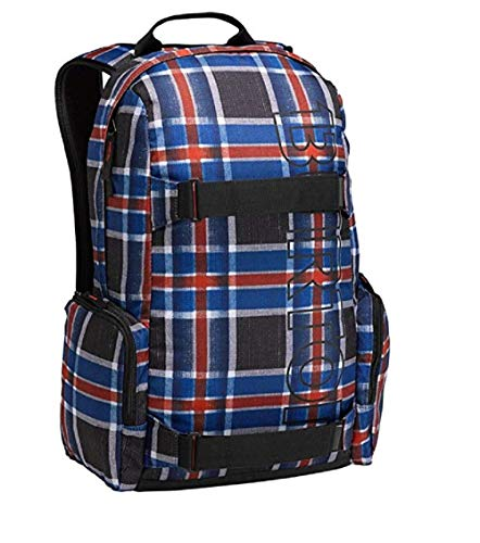 - Burton Emphasis Backpack Karl Plaid 26L Mens
