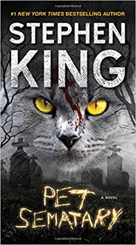 Stephen King Books List : Pet Sematary