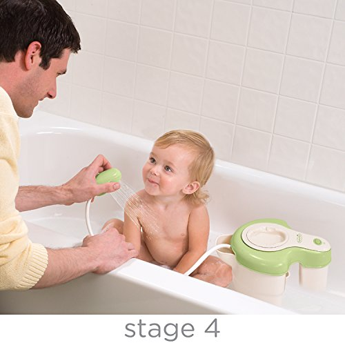 012914083109 - Summer Infant Soothing Spa and Shower Baby Bath carousel main 4