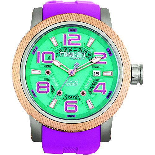 TechnoSport Woman's Chrono Watch - JET SET lavanda