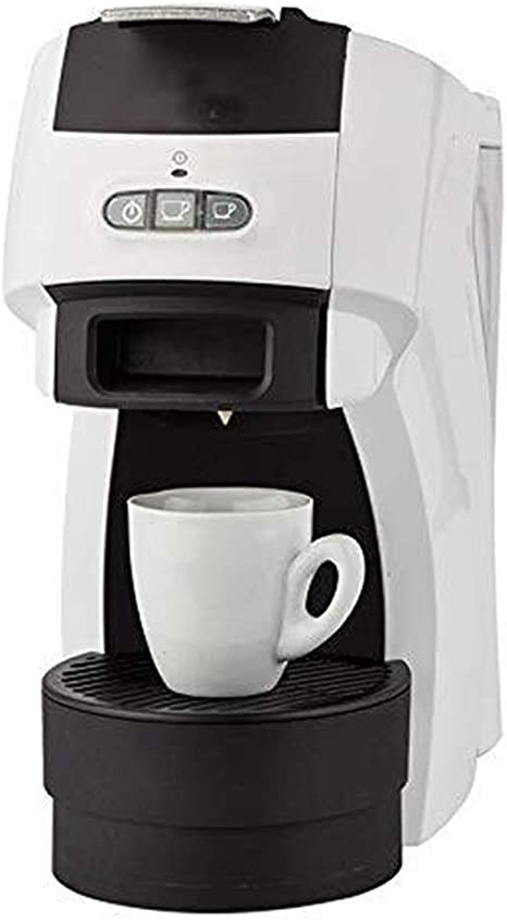 ZHQHYQHHX Cafetera Máquina de café Máquina de café automática Italiana Máquina de café for el hogar Bomba Máquina de café Comercial: Amazon.es: Hogar