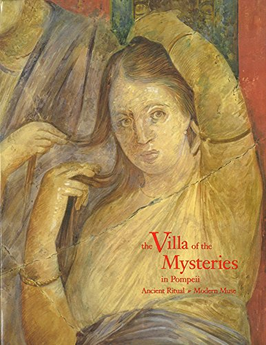 The Villa of the Mysteries in Pompeii: Ancient Ritual, Modern Muse