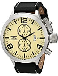 Invicta Mens 3449 Corduba Collection Oversized Chronograph Watch