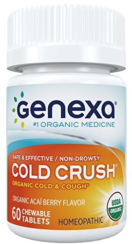 Genexa Multi Symptom Cold Relief Certified Organic Physician