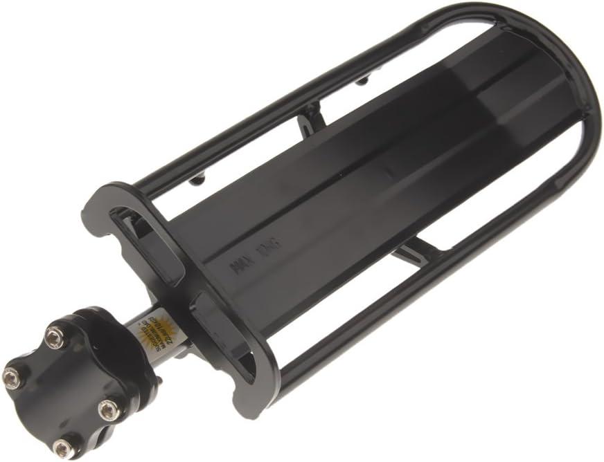 Soporte Extensible Portaequipajes Trasero Aleación De Aluminio MTB ...
