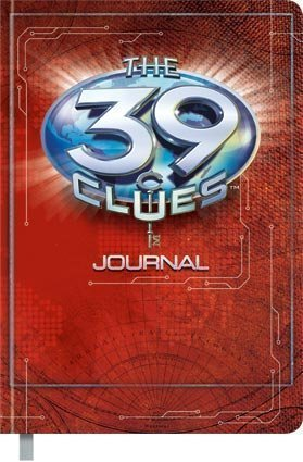 The 39 Clues Softcover Journal