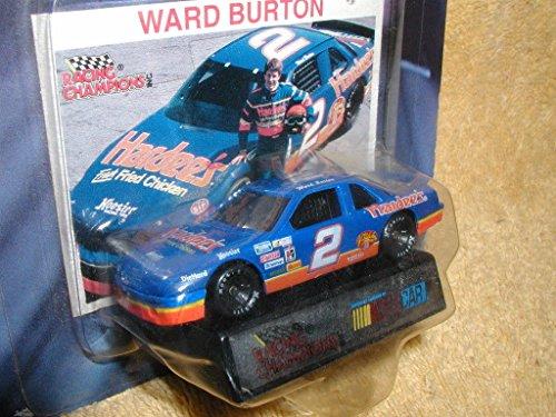 qiyun-racing-champions-ward-burton-hardees-1993-buick-1-64
