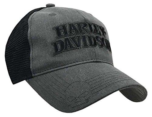 Harley Davidson Trucker Hat - 3