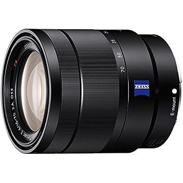 Sony SEL1670Z 16-70mm f/4 Mid-Range Zoom Lens