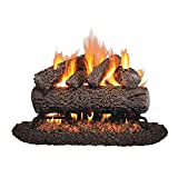 Peterson Real Fyre 18 Inch Post Oak Gas Logs Only No Burner