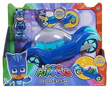Pj Vehículo Gatauto Y Deluxe 24621 GatunoColor Masks Azuljust Play dCEoQxBreW