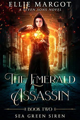 Sea Monster Green - Sea Green Siren: A Seven Sons Novel (The Emerald Assassin Book 2)