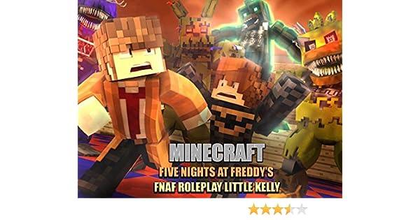 Amazon com: Five Nights at Freddy's - Minecraft Fnaf
