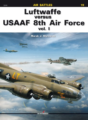 - Luftwaffe versus USAAF 8th Air Force: Volume 1 (Air Battles)