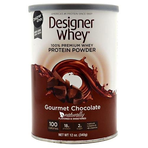 Designer Protein 100% Premium Whey Protein Powder, Gourmet C