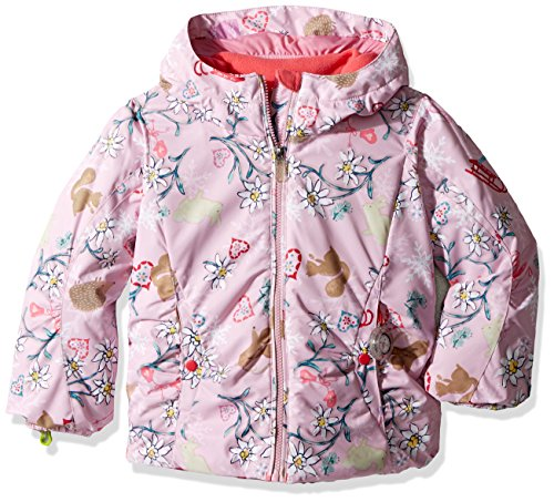 Obermeyer Kids Baby Girl's Crystal Jacket (Toddler/Little Kids/Big Kids) Snowday 8 by Obermeyer Kids